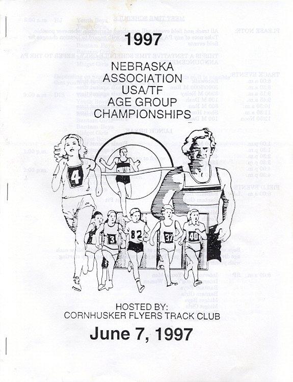 Photo Album - Cornhusker Flyers Track Club