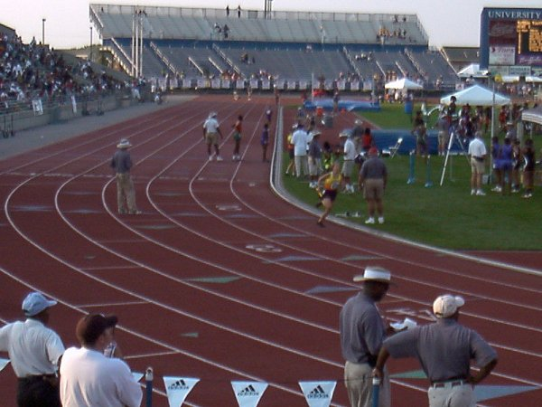 Allison Hartnett, Youth Girls 4x400 meter relay