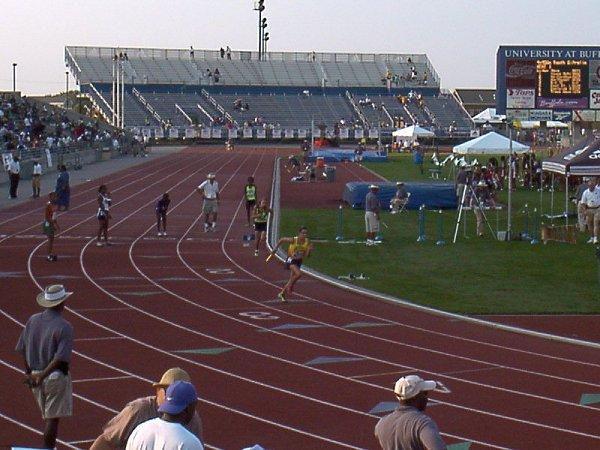 Kaitlin Hartnett, Youth Girls 4x400 meter relay