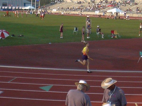 Mackenzie Shreve, Youth Girls 4x400 meter relay