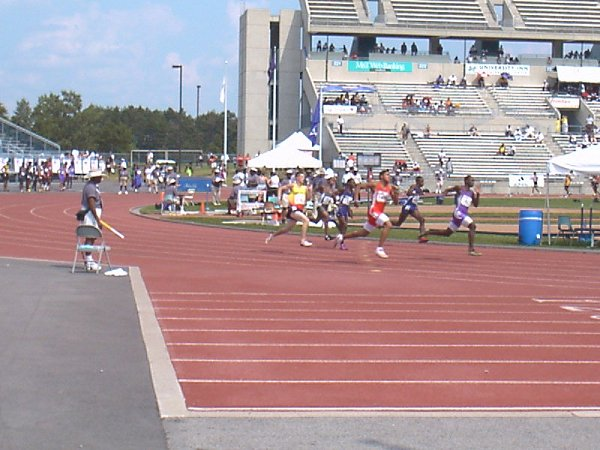 Peter Kisicki, Youth Boys 200 meter dash, 24.38, 27th