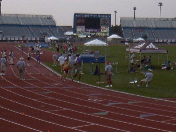 Ben DeLay, Youth Boys 4x800 meter relay, 9:16.14, 9th