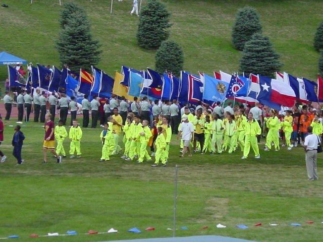 Opening ceremonies