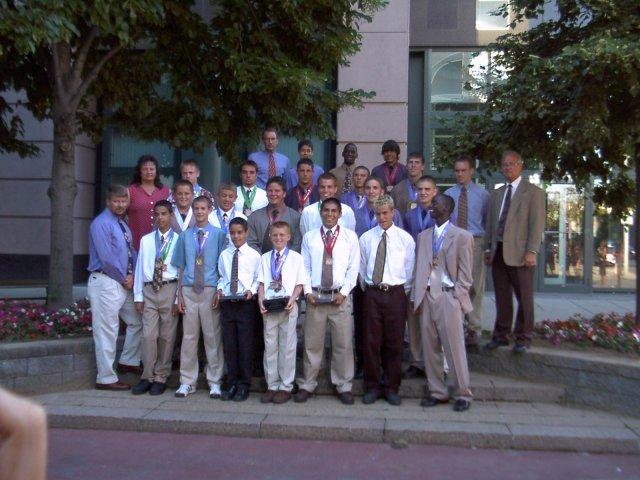 Flyer Boys, National Champions!