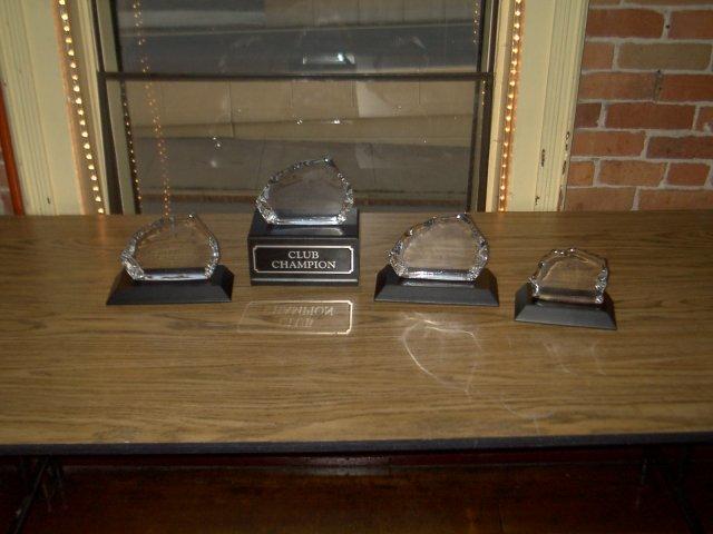 Flyers' trophies
