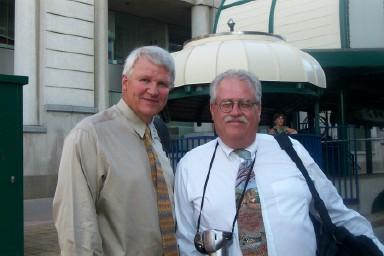 Craig Lemke and Dan Fogarty