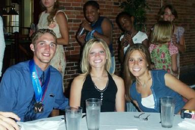 Greg Peterson, Libby DiBiase, Cassie Styers