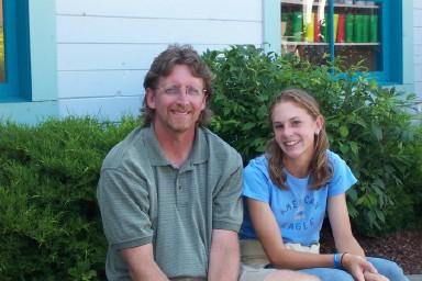 Chris and Sarah Pierson