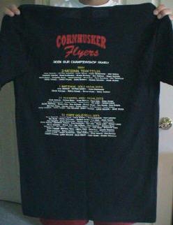 2005 T-Shirt back